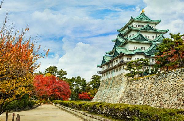 Kết quả hình ảnh cho Lâu đài Nagoya