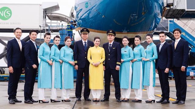 Vietnam Airlines - Hãng hàng không quốc gia Việt Nam