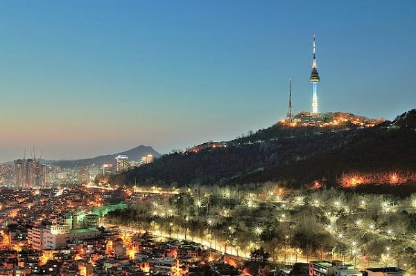 Vé máy bay đi Seoul