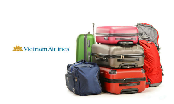 Mua vé máy bay Vietnam Airlines - Quy định hành lý hãng Vietnam Airlines