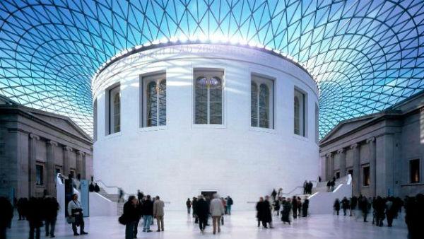 Mua vé máy bay đi Ạnh giá rẻ - Viện bảo tàng Anh
