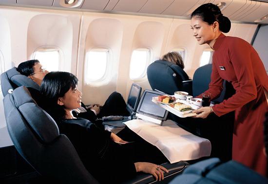 Vé máy bay quốc tế Vietnam Airlines