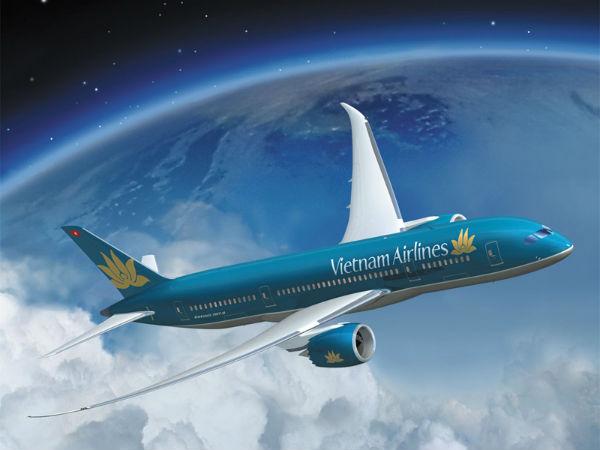 Bảng giá vé máy bay tháng 12/2015 hãng Vietnam Airlines
