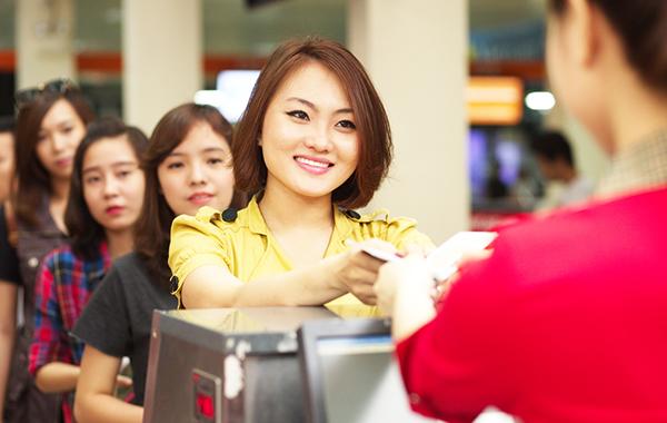Mua vé máy bay Vietnam Airlines giá rẻ nhất