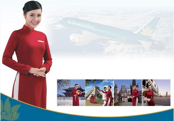 Mua vé máy bay hãng Vietnam Airlines giá rẻ nhất
