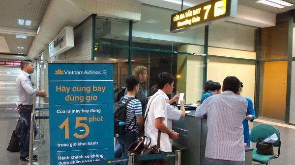 Giá vé máy bay Tết 2016 hãng Vietnam Airlines