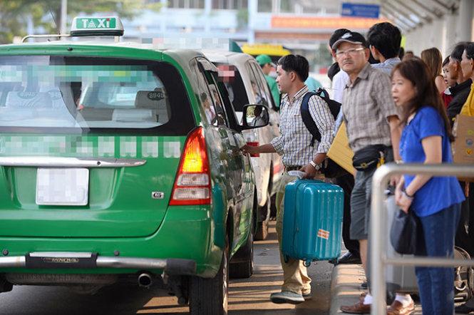 Chọn hãng Taxi uy tín tại sân bay