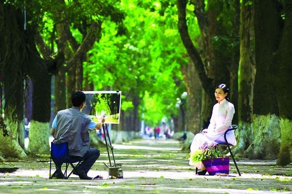 Mua vé may bay đi Hà Nội ghé thăm thủ đô xinh đẹp