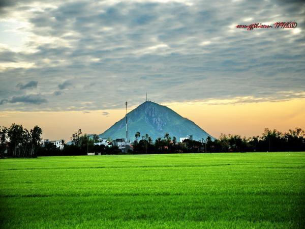 Vé máy bay Vietnam Airlines - Núi Chóp Chài