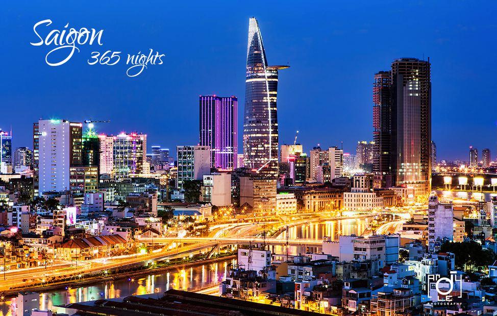 Cùng Vietnam Airlines chu du Sài Thành trong mùa hè này