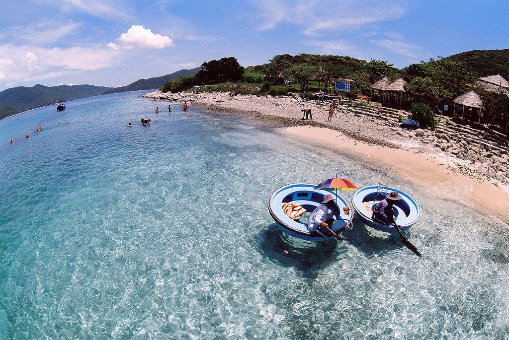 Vé máy bay Vietnam Airlines - Đảo Hòn Mun