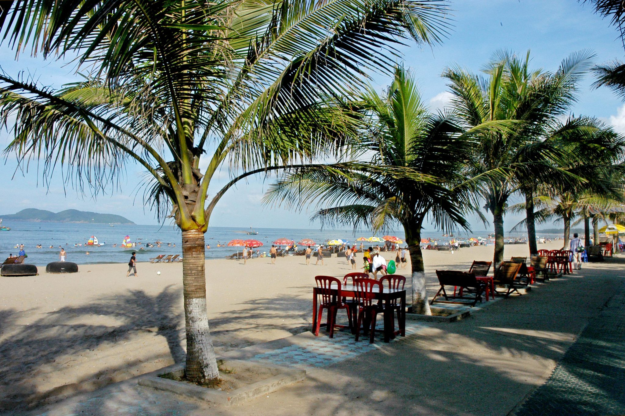 Vé máy bay Vietnam Airlines - Biển Cửa Lò