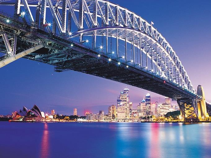 Vé máy bay Vietnam Airlines - Cầu cảng Sydney