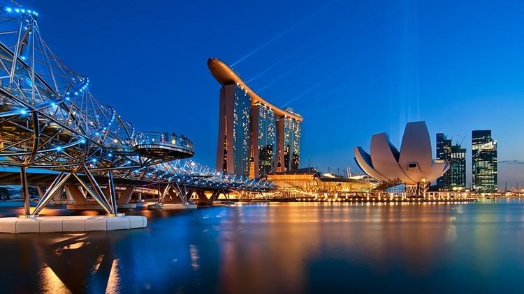 Vé máy bay Vietnam Airlines - Du lịch Singapore