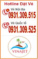 Hotline liên hệ VINAJET