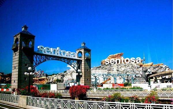 Dành chọn ngày cho chuyến tham quan đảo Sentosa