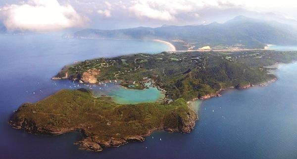 Một trong những hòn đảo hoang sơ nhất thế giới