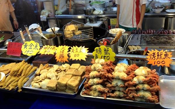 Du lịch Đài Loan đừng quên ghé các khu chợ ẩm thực