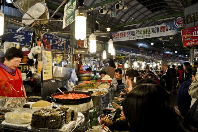 Vé máy bay Vietnam Airlines - Chợ Dongdaemun - đất thánh thời trang