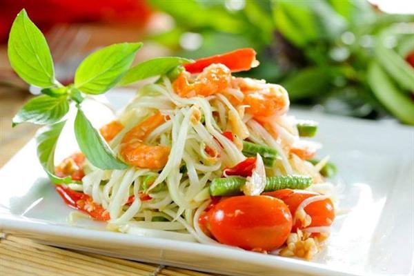 Thưởng thức những món ăn đường phố nổi tiếng ở Bangkok