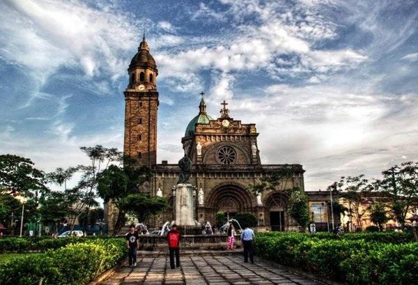 Vé máy bay Vietnam Airlines - Khám phá Manila