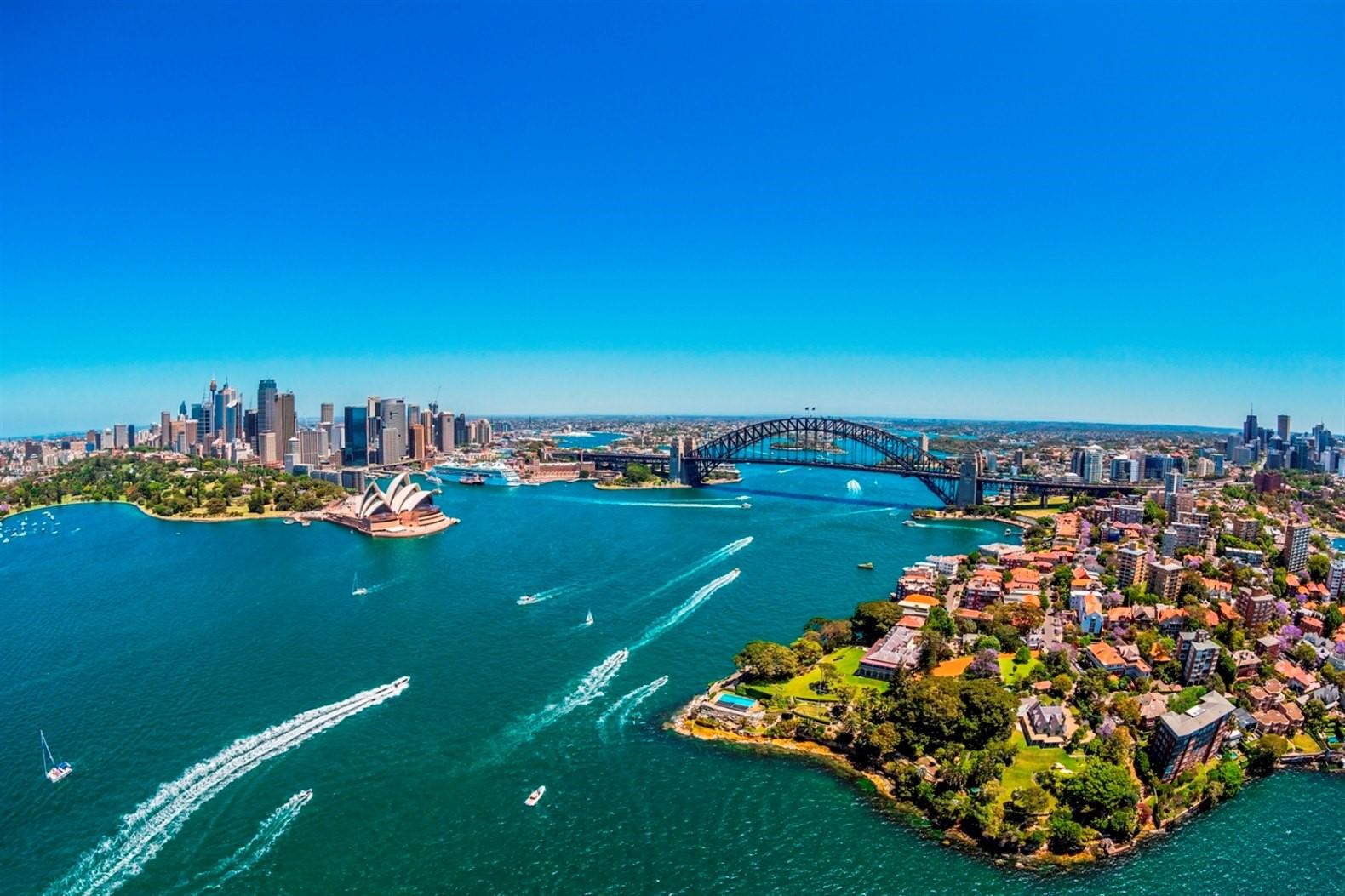 Những điểm du lịch cực hot tại Úc
