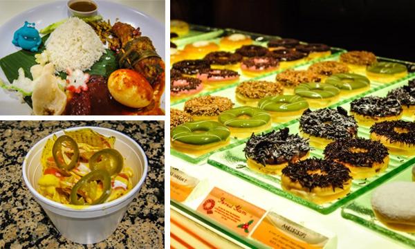 Những nơi khai phá ẩm thực ngon đúng điệu tại Kuala Lumpur
