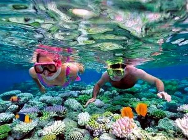 Muốn có một mùa hè đầy sôi động hãy đến Côn Đảo