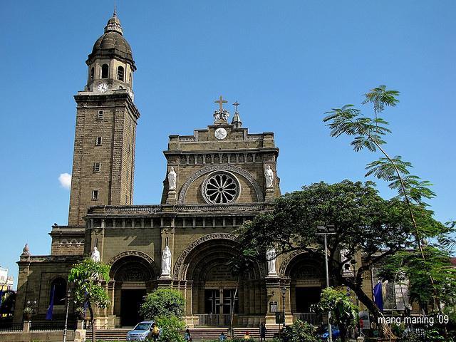 Vé máy bay Vietnam Airlines - Nhà thờ – Kiến trúc truyền thống Philippines