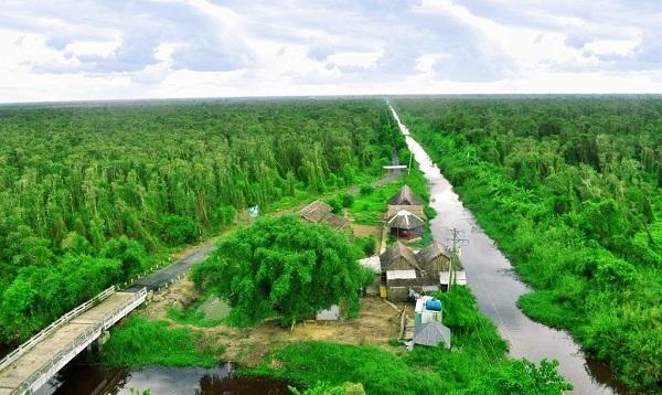 Du lịch Cà Mau – thiên đường giao thoa của rừng và biển