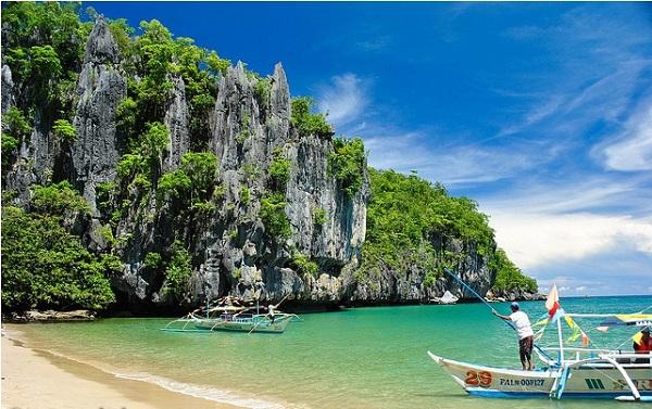 Vé máy bay Vietnam Airlines - Sông ngầm Puerto Princesa