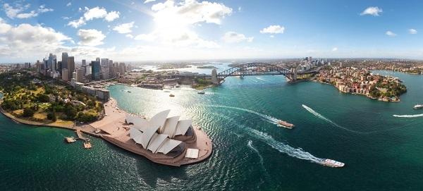 Những ngày du lịch Sydney thú vị của tôi