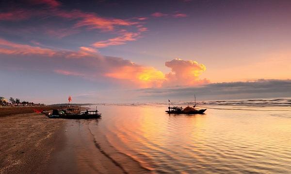 Vé máy bay Vietnam Airlines - Bãibiển Diễn Thành