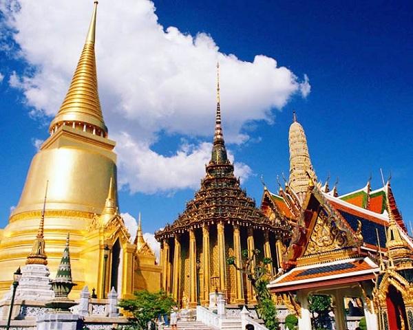 Vé máy bay Vietnam Airlines - Cảnh đẹp Thái Lan