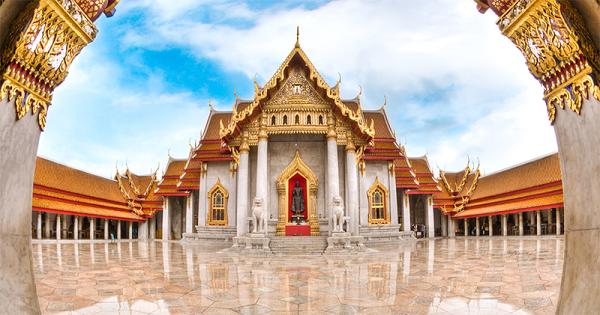 Vé máy bay Vietnam Airlines - Khung cảnh mê hoặc tại Thái Lan