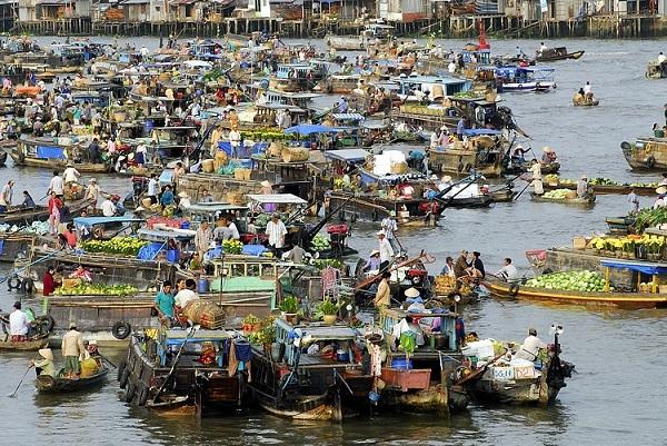 Vé máy bay Vietnam Airlines - Du lịch Cần Thơ