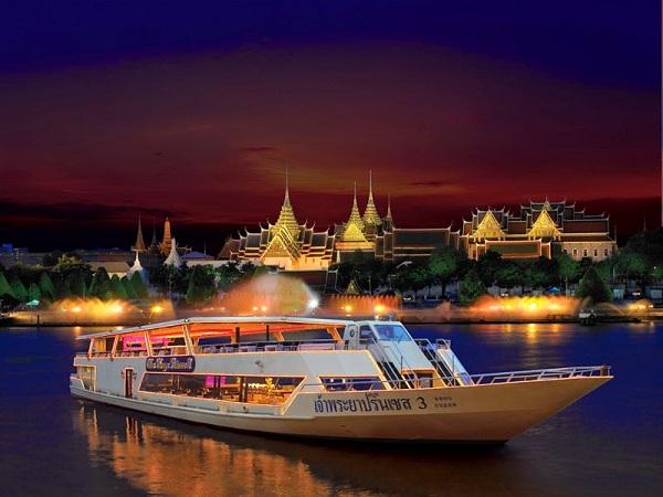 Vé máy bay Vietnam Airlines - Dòng sông Chaophraya huyền thoại