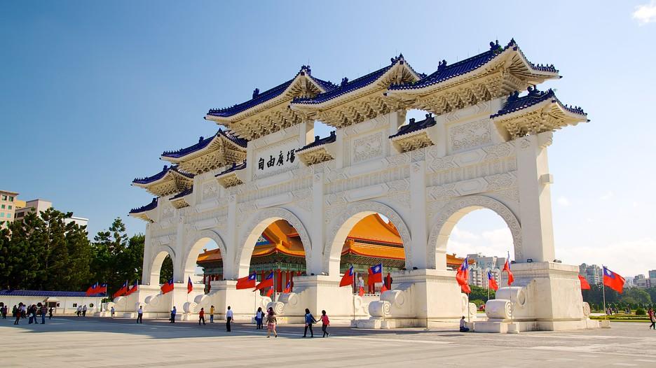 Vé máy bay Vietnam Airlines - Đài tưởng niệm Tưởng Giới Thạch