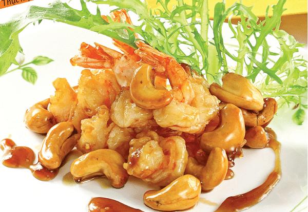 Vé máy bay đi Sài Gòn - Món ăn lam từ Điều – Bình Phước