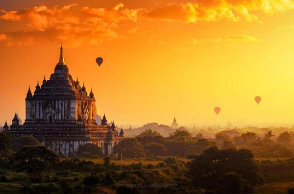 Những trải nghiệm ấn tượng tại đất nước Myanmar