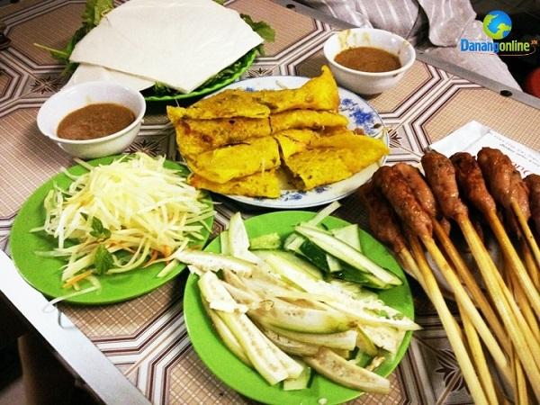 Vé máy bay đi Đà Nẵng - Thưởng thức ẩm thực Đà Nẵng hấp dẫn