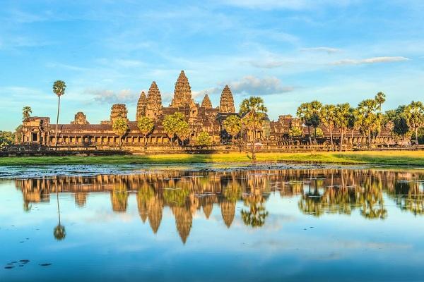 Tháng 8 này đừng bỏ lỡ cơ hội đến Siem riep cùng vé rẻ Vietnam Airlines