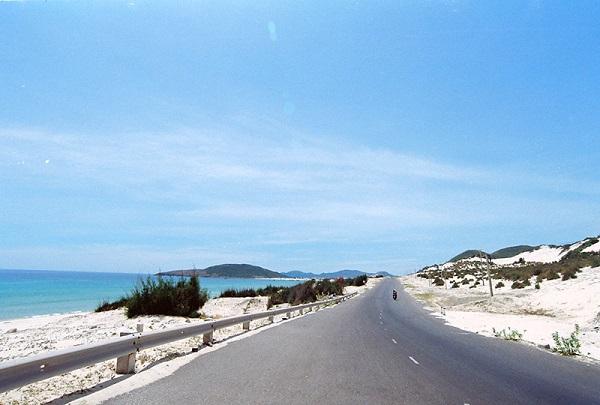Bán đảo Đầm Môn, Khánh Hòa