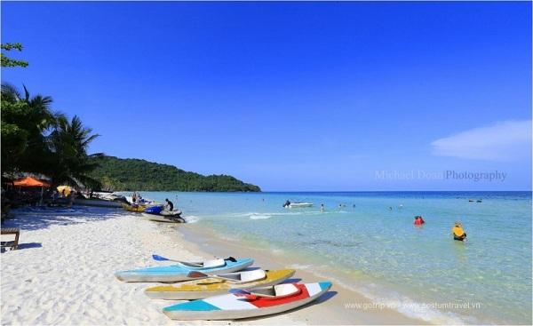 Cơ hội bay tiết kiệm cùng vé Vietnam Airlines giá rẻ đi Phú Quốc