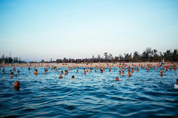Bãi biển Tam Kì