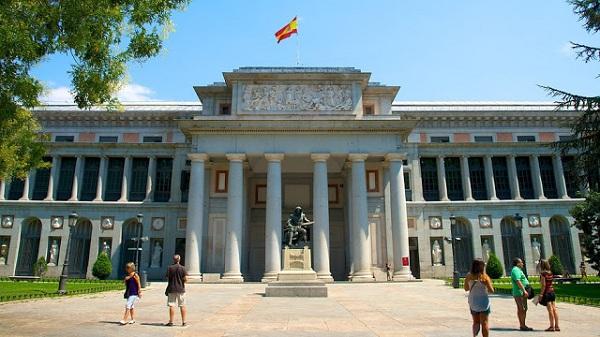 Thành phố Madrid – nét quyến rũ trên bản đồ du lịch Châu Âu