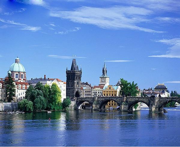 Cảnh đẹp Cộng Hòa Séc