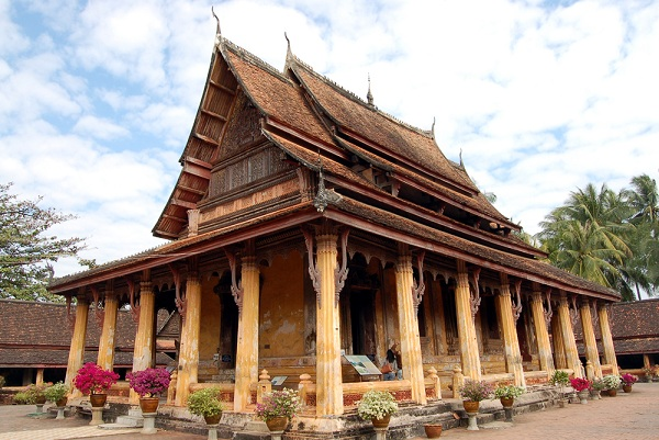 Chùa Wat Si Saket