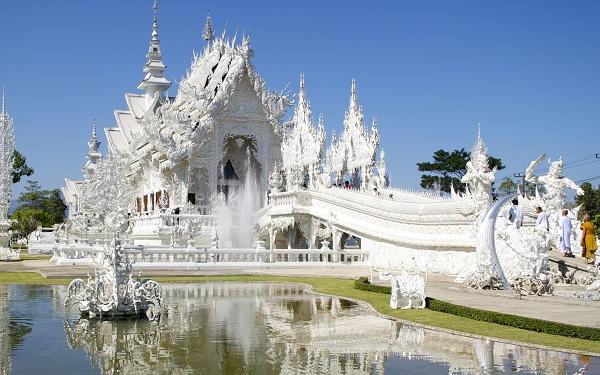 Chiang Mai thiên đường du lịch Thái Lan
