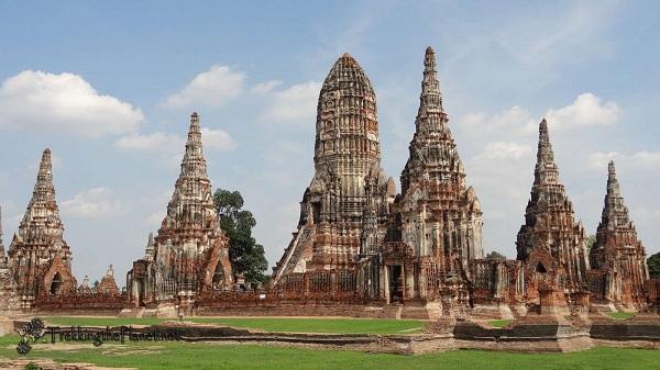 Ghé thăm cố đô Ayutthaya